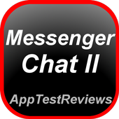 Chat Messenger Apps Review II icon