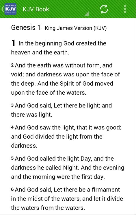 KJV Study Bible Free Download - King James Audio for Android - APK