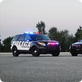 Police car Sounds icon
