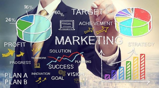 Marketing Plan poster