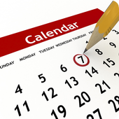 Gregorian Calendar Online icon