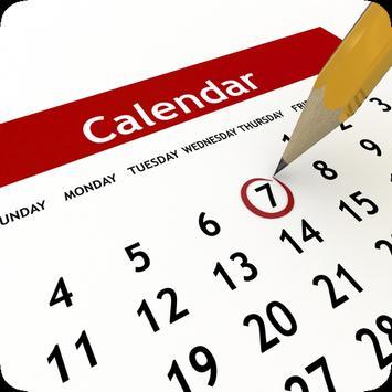 Gregorian Calendar Online screenshot 1