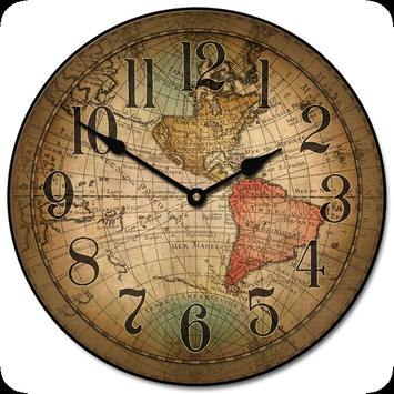 The World Clock poster