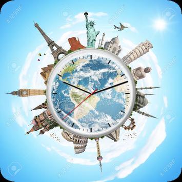 World Clock screenshot 1
