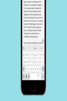 learn to type apk screenshot