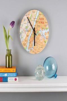 World Clock poster
