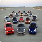 All Cars icon