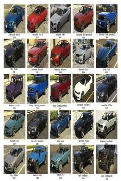 All Cars apk screenshot