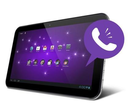 Guide for Viber on Tablets screenshot 1