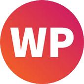 Free wordpress themes icon