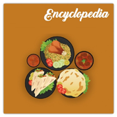Food encyclopedia icon