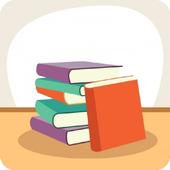 Book writing icon