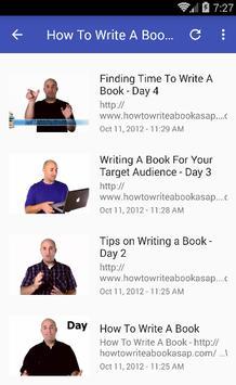 Book writing screenshot 2