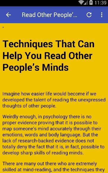 Mind Reader Tricks For Android Apk Download