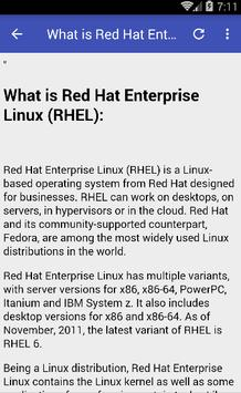 Red Hat Linux for Android - APK Download