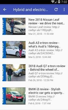 Electric Cars screenshot 3