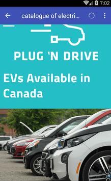 Electric Cars screenshot 2
