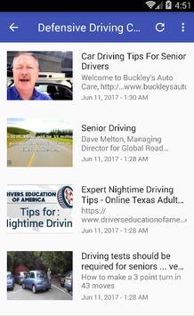 Defensive Driving Course screenshot 2