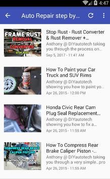 Auto Repair screenshot 3