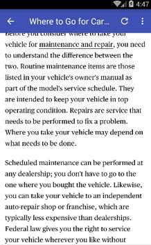 Auto Repair screenshot 2