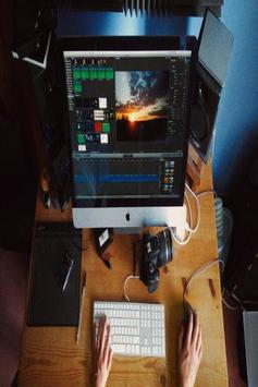 Video Editing poster