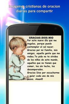 Oraciones catolicas en español screenshot 3