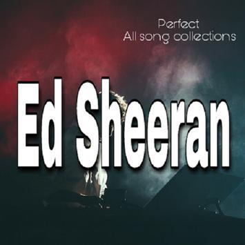 Ed Sheeran - Perfect poster