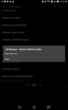 Ed Sheeran - Perfect screenshot 6