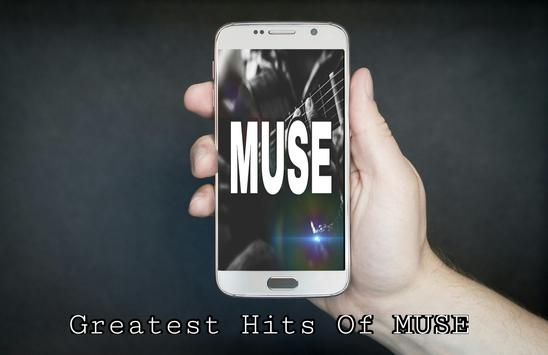 Muse - Greatest Hits Song poster