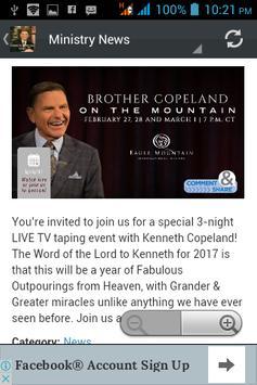 Kenneth Copeland  Daily apk screenshot