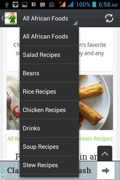 Nigerian Food Recipes (all) poster