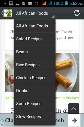 Nigerian food recipes all apk download free food drink app nigerian food recipes all poster forumfinder Images