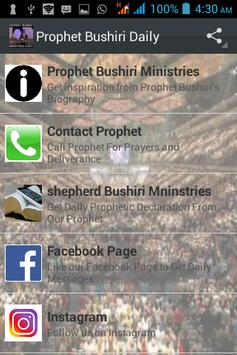 Shepherd Bushiri Daily apk screenshot