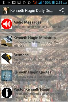 Kenneth Hagin Daily apk screenshot