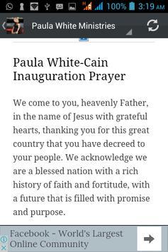 Paula White Ministry Daily screenshot 5