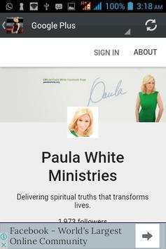 Paula White Ministry Daily screenshot 8