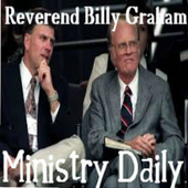 Billy Graham Ministry Daily icon