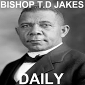 Bishop T.D Jakes Daily icon