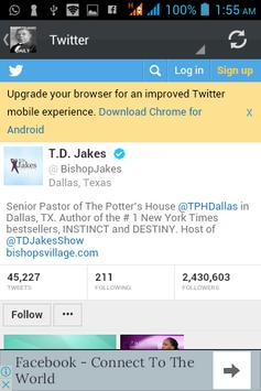Bishop T.D Jakes Daily screenshot 6