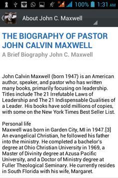 John C. Maxwell Daily apk screenshot