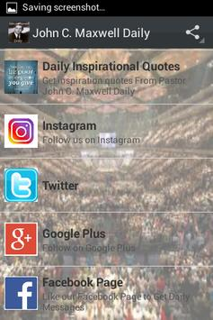 John C. Maxwell Daily screenshot 6