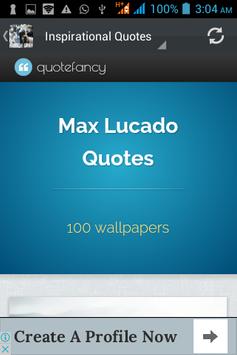 Max Lucado Ministry Daily screenshot 1