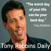 Tony Robbins Daily icon