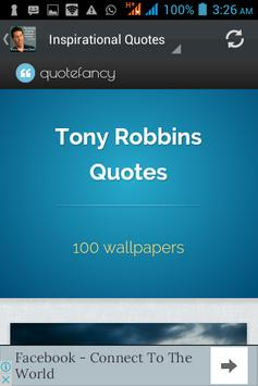 Tony Robbins Daily apk screenshot