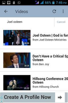 Joel Osteen screenshot 2