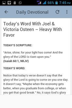 Joel Osteen screenshot 4