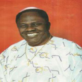 Archbishop Idahosa icon