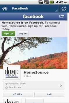 Home Source Utah screenshot 2