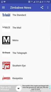 Zimbabwe Newspapers screenshot 10