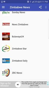 Zimbabwe Newspapers screenshot 11
